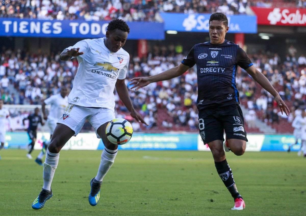 Liga de Quito vs Independiente del Valle: Victoria Clave de 1-0 de los albos API