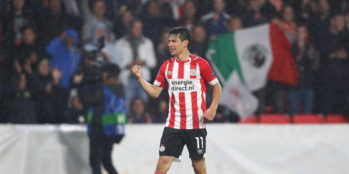 Erick Gutiérrez nuevo refuerzo del PSV
