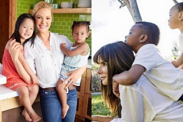 Madres adoptivas