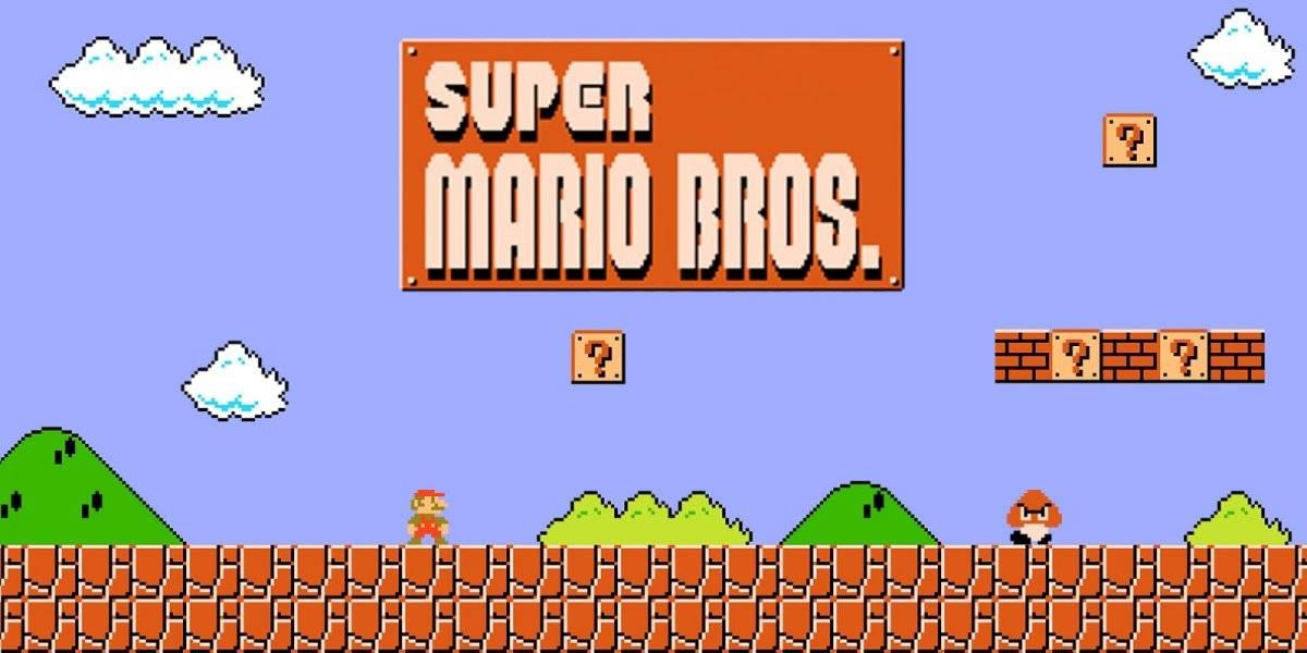 Mario Bros. A lo largo de los años han surgido decenas de versiones que incluso han llegado a los teléfonos móviles. Sin embargo, este inicio es de los más conocidos y amados por los gamers Foto: Especial