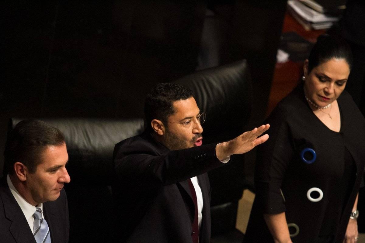 Morena dirigirá las discusiones que se realicen en el Senado. Foto: Cuartoscuro.