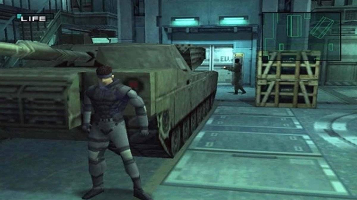 Metal Gear Solid. La versión para Playstation 1 es de las más queridas por los gamers, convirtiéndose en uno de los juegos de sigilo más importantes. Foto: Especial