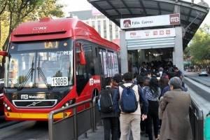 Metrobús.
