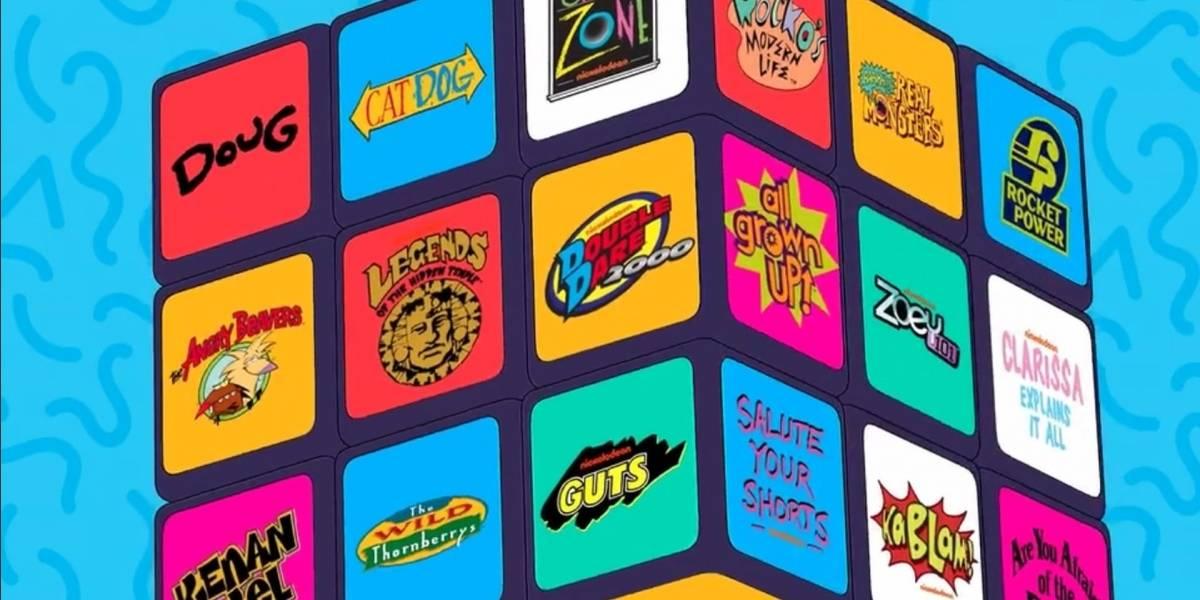 Nickelodeon tendrá su propio canal de streaming con series clásicas de los noventa