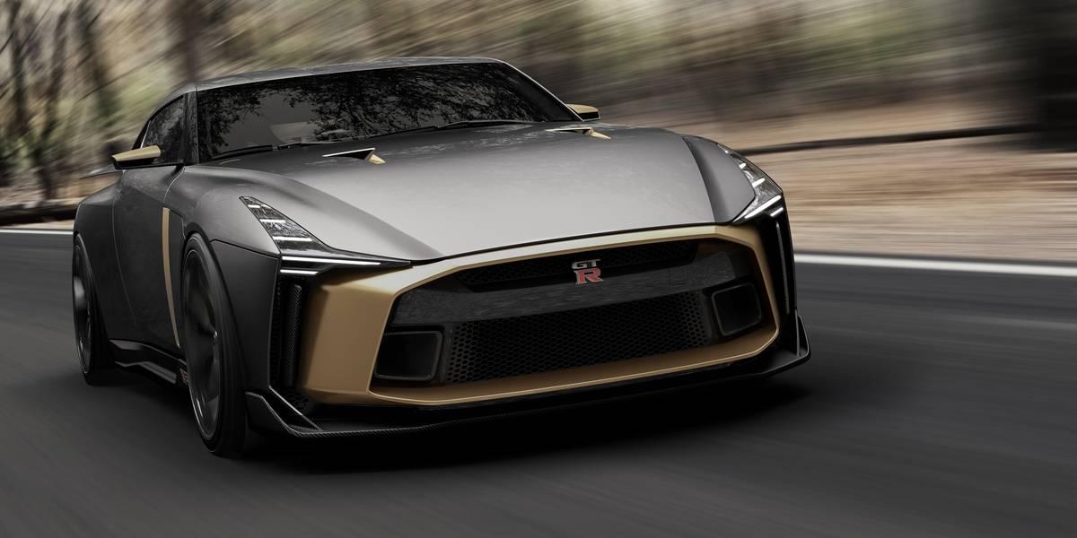 Estados Unidos es la nueva escala del Nissan GT-R50 de Italdesign