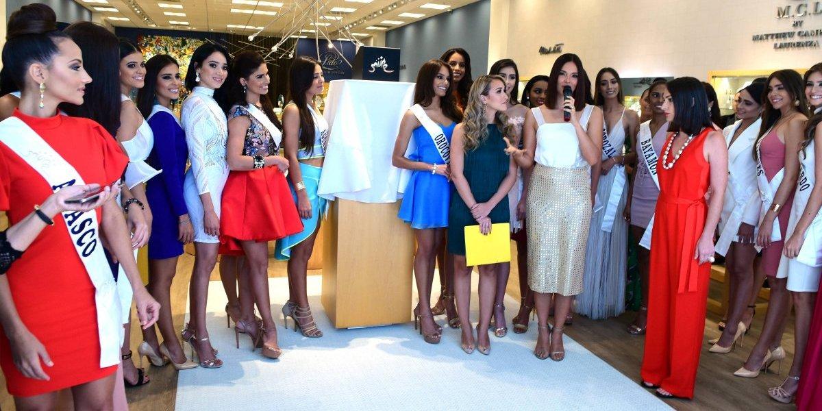 Las que están pisando fuerte en Miss Universe Puerto Rico 2018