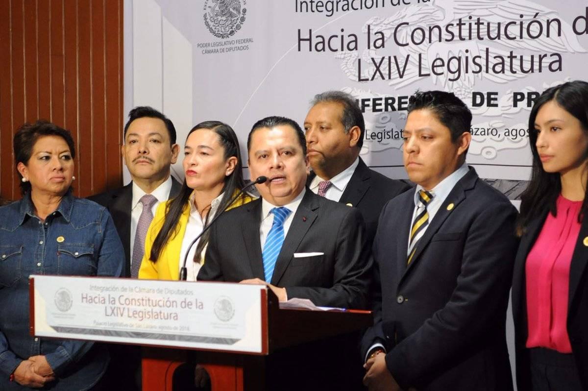 Aseguran Diputados del PRD que conservarán su agenda histórica de izquierda progresista y democrática y no buscarán alianza con PAN o Movimiento Ciudadano Foto: @MX_Diputados