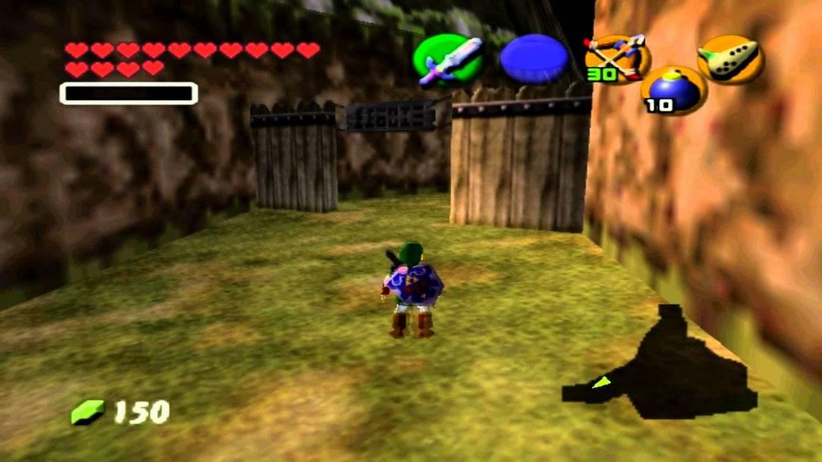 The legend of Zelda. Se han lanzado muchas entregas de la serie, la última para Nintendo Switch. Sin embargo, por muchos gamers, Ocarina of Time es la mejor Foto: Especial