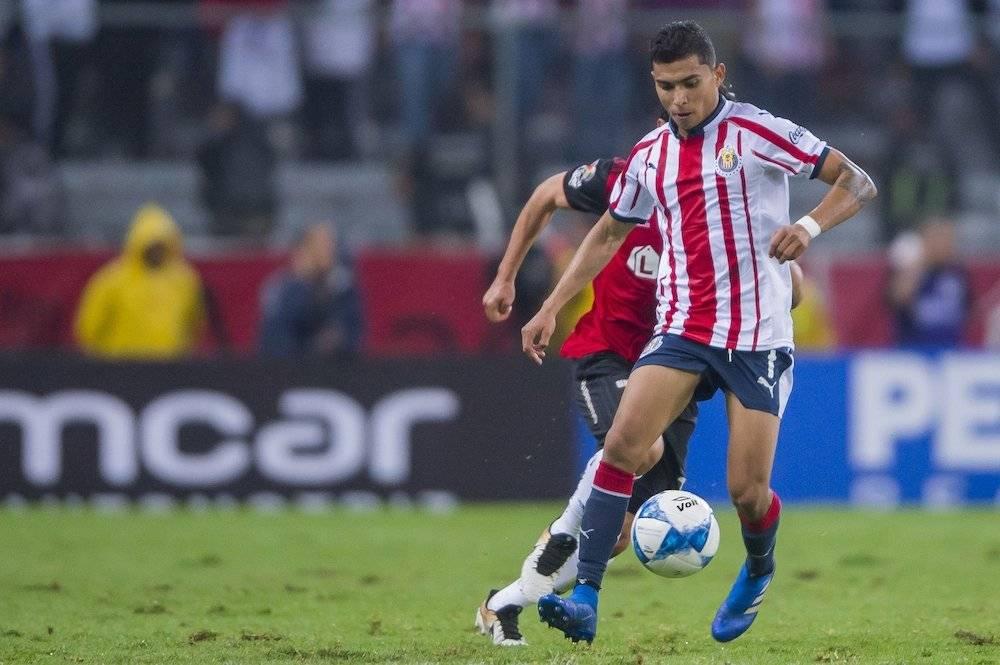 Orbelín Pineda. / Mexsport