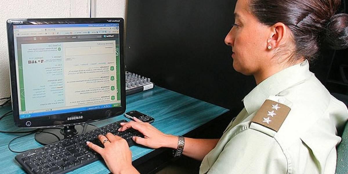 """Chile: Así funciona el """"ciberpatrullaje"""" de Carabineros en redes sociales"""