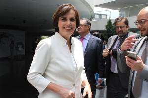Patricia Mercado.