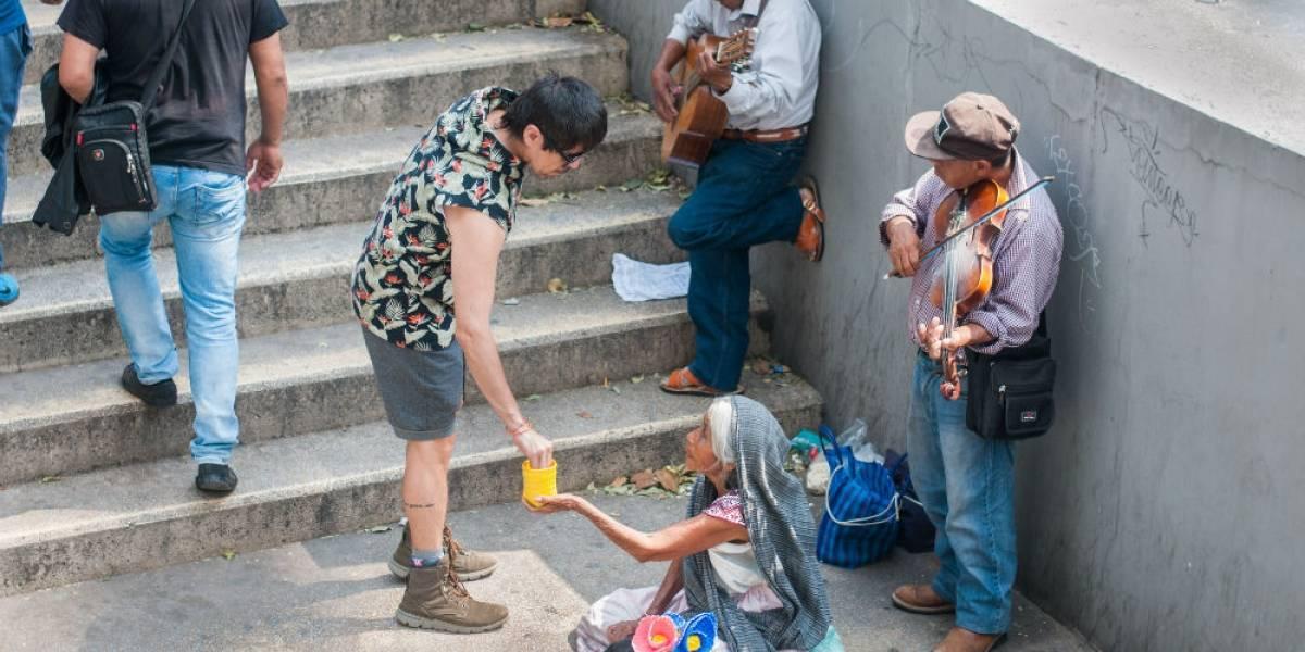Casi 50% de los mexicanos que nace en pobreza permanecerán en ella