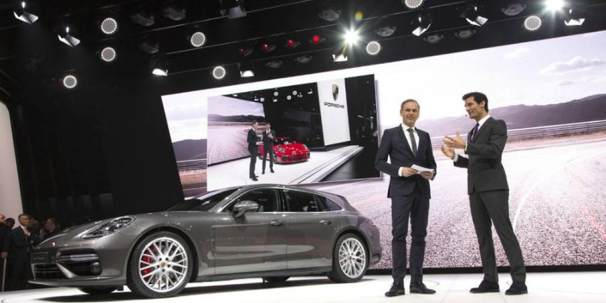 Porsche abre la puerta a los motores eléctricos