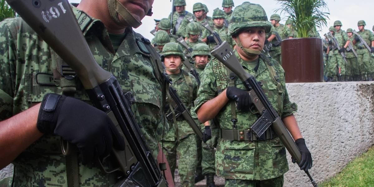 Emplear al Ejército y la Marina para combatir la delincuencia no es la opción