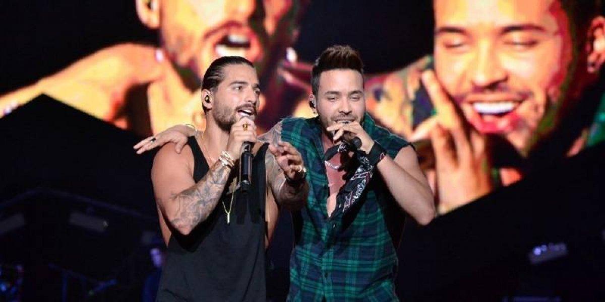 """Prince Royce y Maluma estrenan video de """"El Clavo"""""""