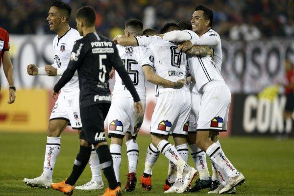 Colo Colo quiere celebrar en el Arena Corinthians / imagen: Photosport