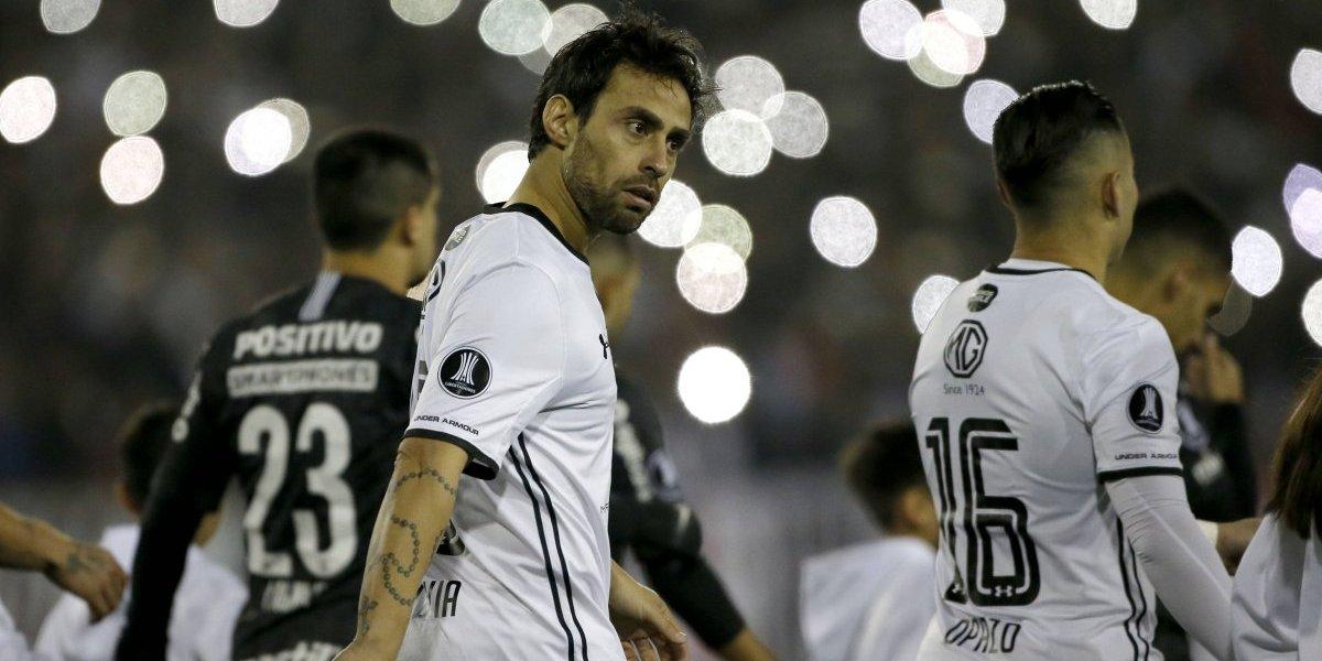 Jorge Valdivia se prepara para las pifias en el partido de Colo Colo ante Corinthians por Libertadores