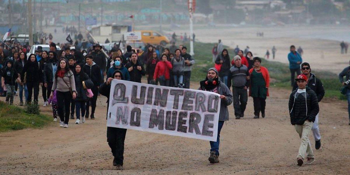 Se sabía: Indh advirtió al primer Gobierno de Piñera sobre posible crisis medioambiental en Quintero