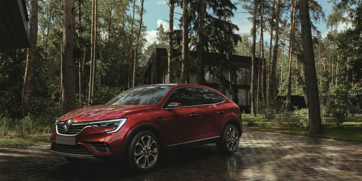 En Moscú ve la luz lo nuevo de Renault, Arkana