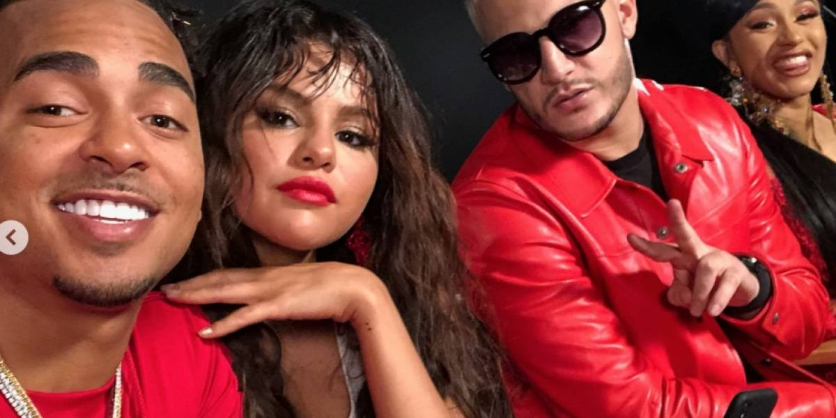 Selena Gomez dio un golpe al ego de Maluma al aceptar trabajar con Ozuna después de rechazarlo