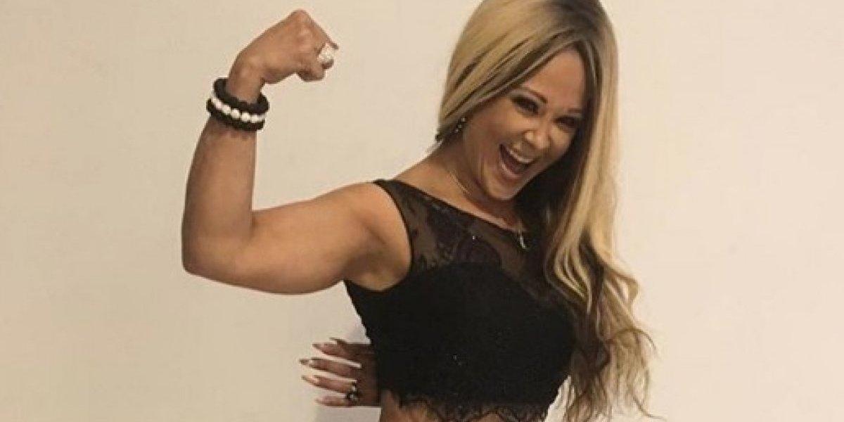 Ivette Cintrón vuelve a mostrarse en redes con poca ropa