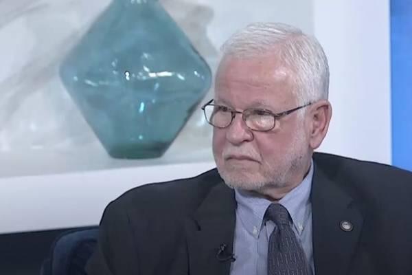 Héctor Pesquera, secretario de Seguridad Pública. pantallazo wapa.tv