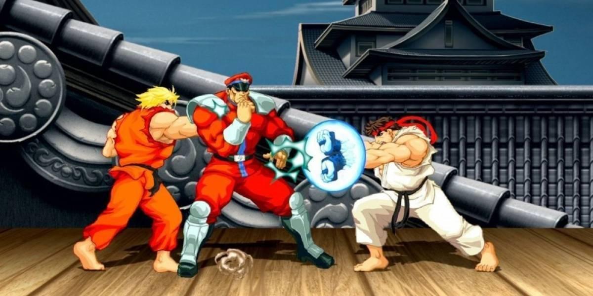 Street Fighters, el clásico de clásicos en los juegos de los juegos de lucha. Foto: Especial