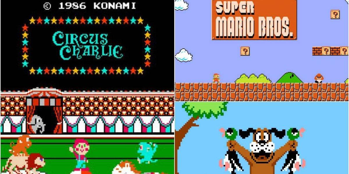 22 videojuegos para recordar este Día del Gamer
