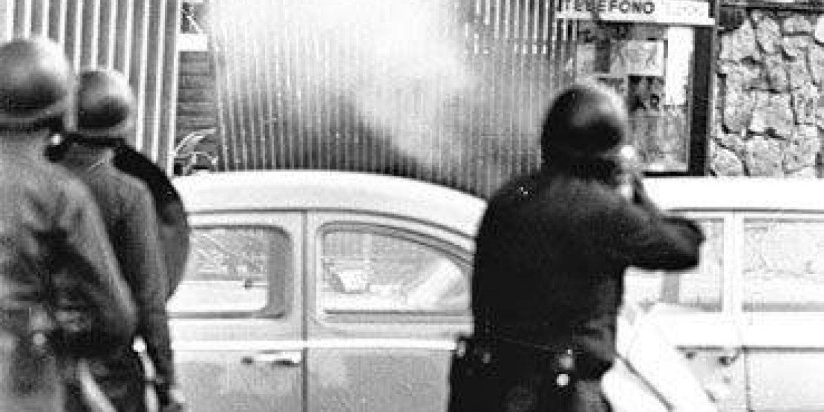 El inicio de los ataques en la Voca 7 en 1968