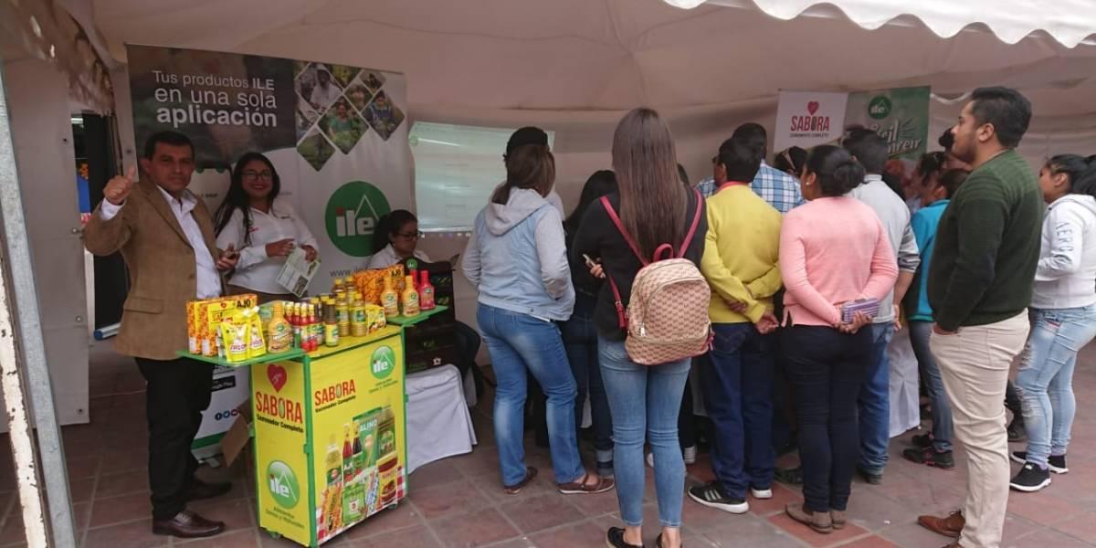 En Otavalo se realiza la primera Feria de Empleo, Talento y Oportunidades Laborales