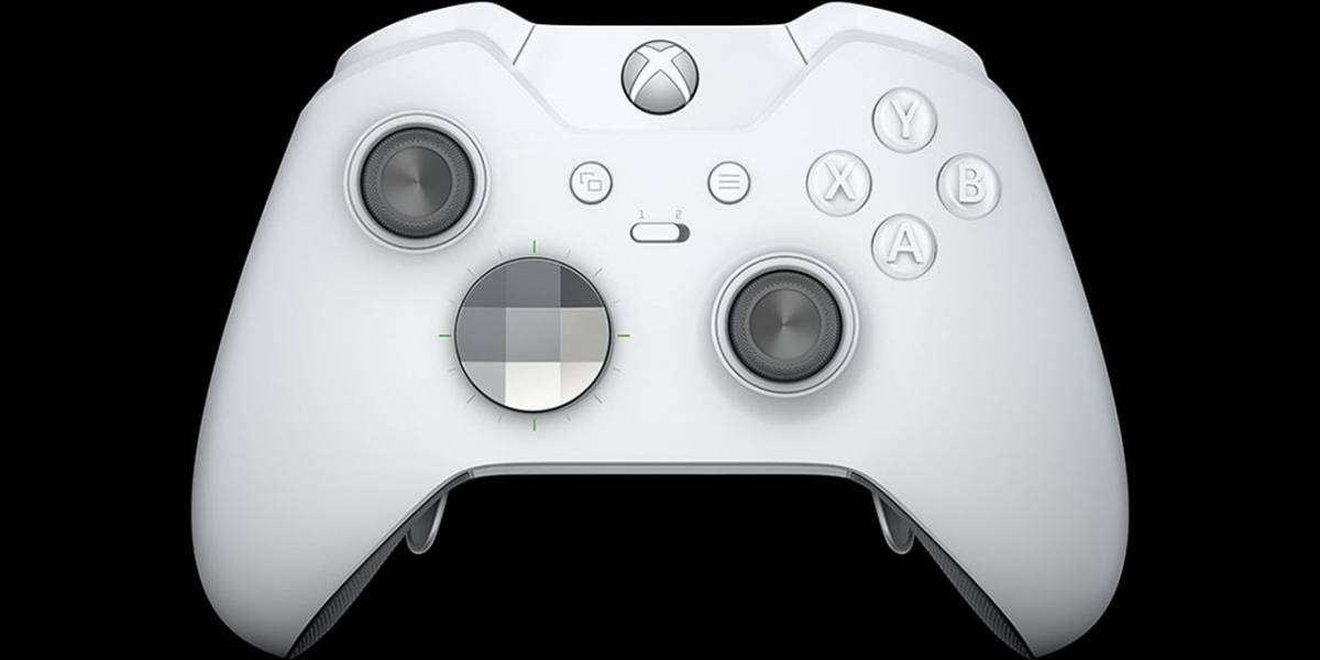 Tendremos nuevos Xbox One X y Elite Wireless Controller blancos