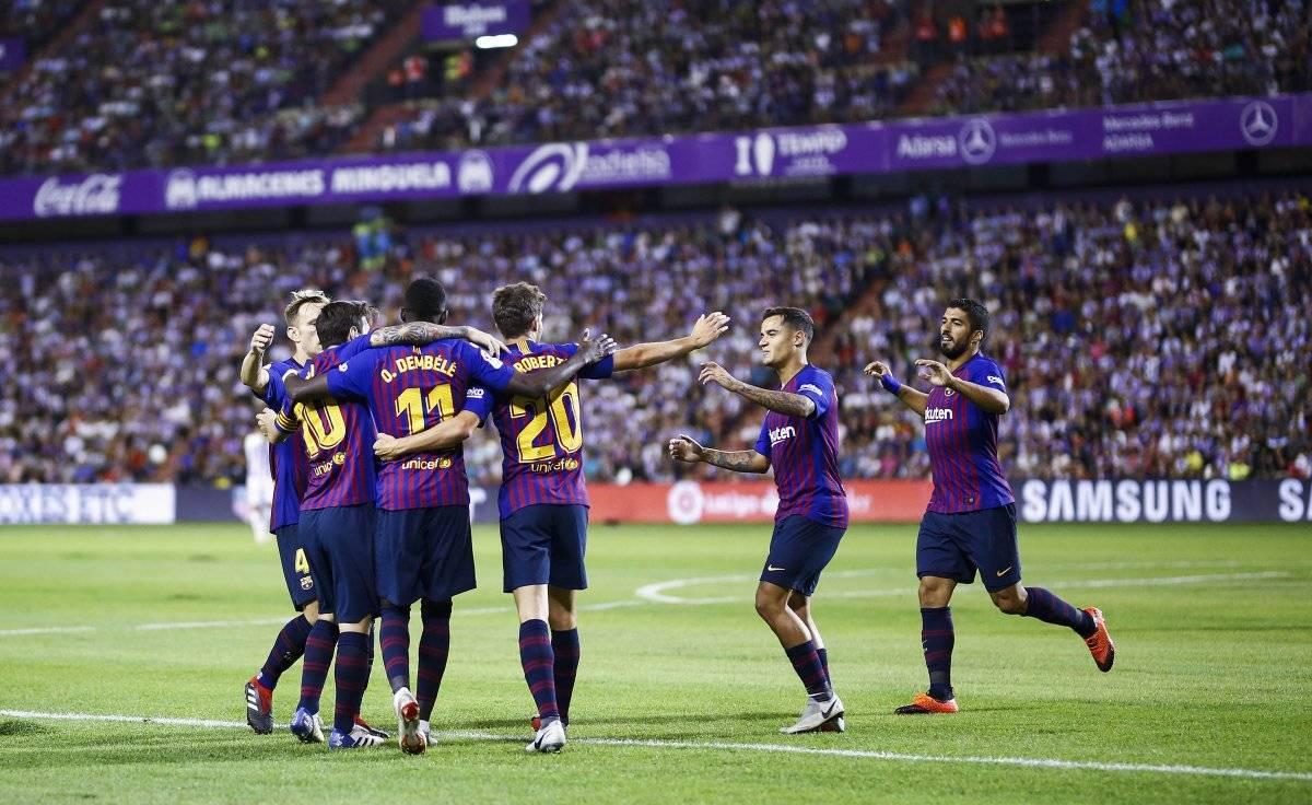 El Barcelona quiere volver a ganar la Champions League