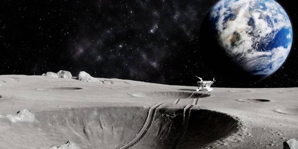"""O minúsculo país que lidera a """"corrida do ouro"""" espacial"""