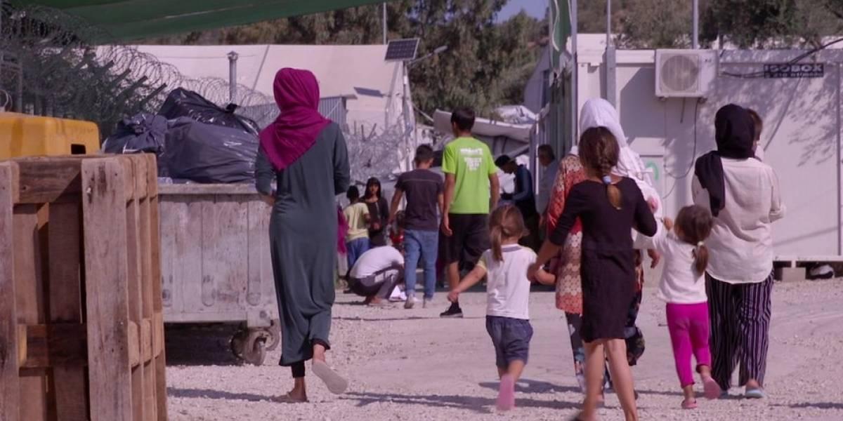 O pior campo de refugiados do mundo, onde até crianças tentam o suicídio