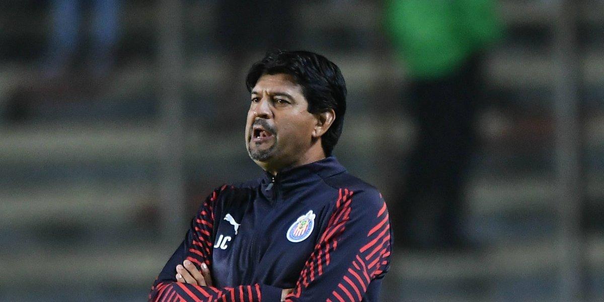 Técnico de Chivas no se ilusiona con Marco Fabián