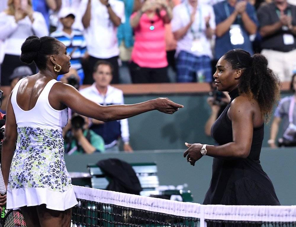 Históricas del tenis. / Getty Images
