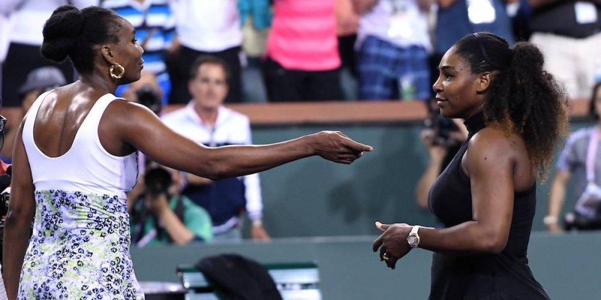 Serena vs Venus, 20 años de rivalidad de las hermanas Williams
