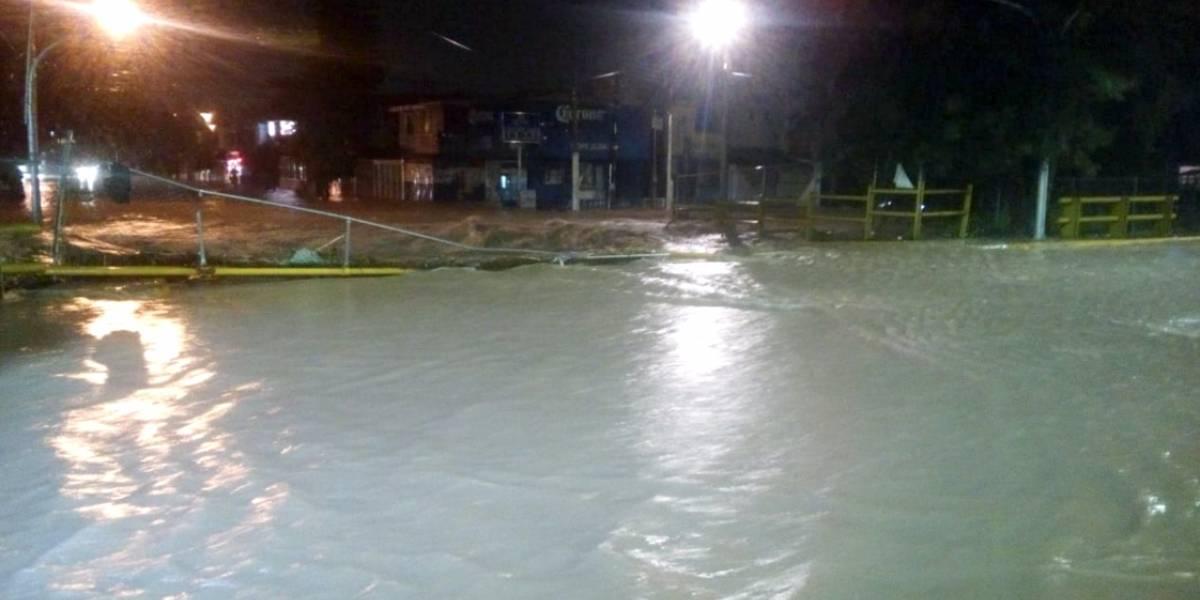 Afectan lluvias con severidad a Zapopan y Guadalajara