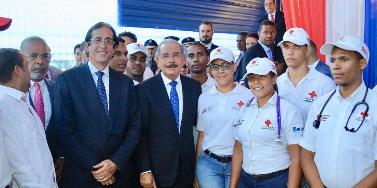 El 911 llega a Monseñor Nouel, Villa Altagracia y otros puntos San Cristóbal