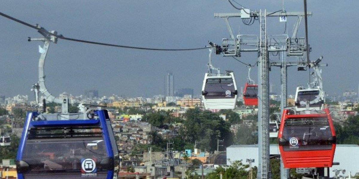 Teleférico Santo Domingo suspende servicio por condiciones meteorológicas