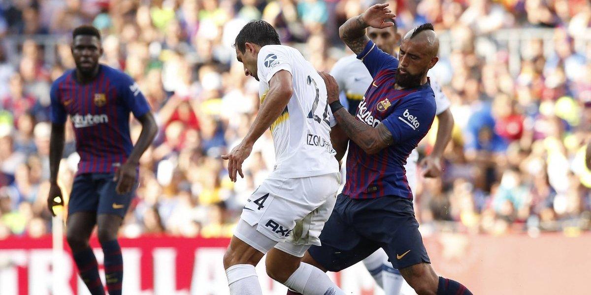 """Ivan Rakitic pide paciencia con Vidal: """"Hay que darle tiempo, sin presión"""""""
