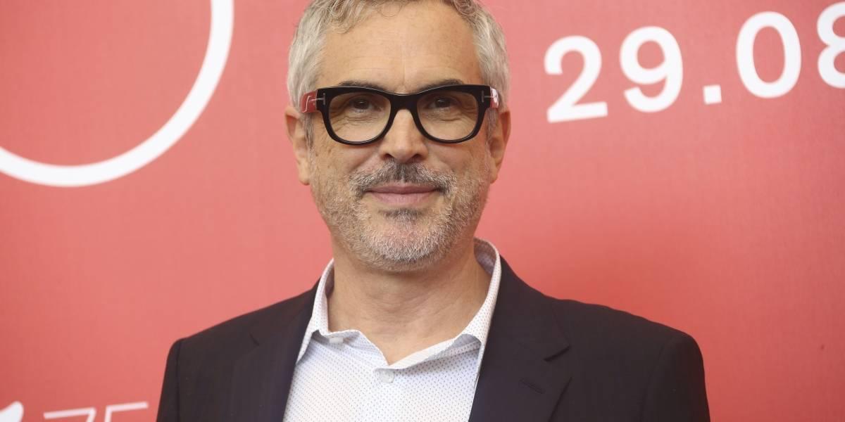 La 'Roma' de Alfonso Cuarón conquista la Mostra Venecia