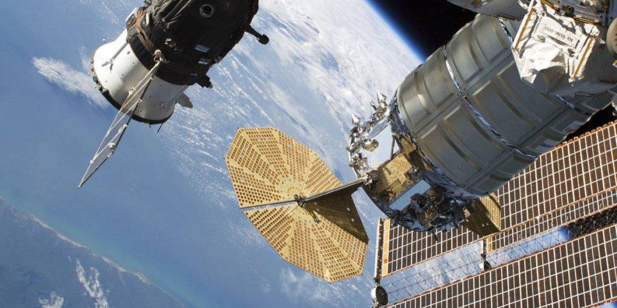 Reportan fuga de aire del lado ruso de la Estación Espacial