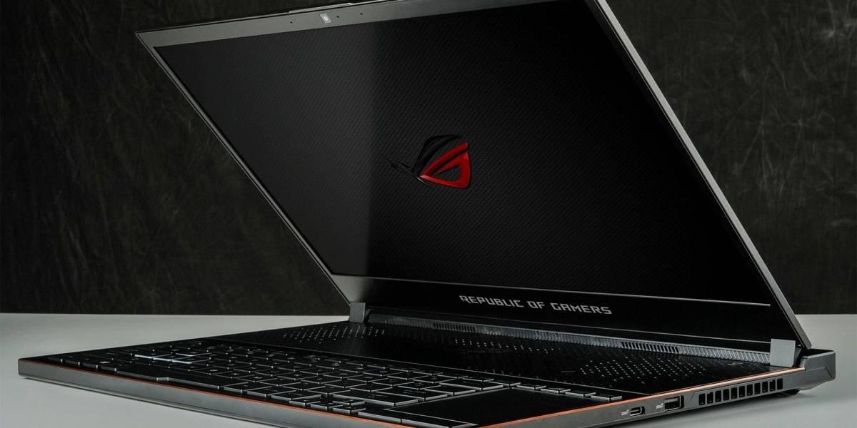 Conoce la nueva Laptop gamer de Asus, la Zephyrus S GX531