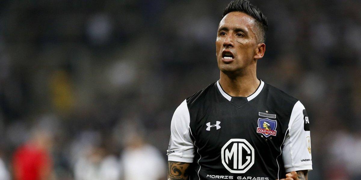 "Lucas Barrios se ilusiona con más en la Libertadores: ""Colo Colo está para soñar"""