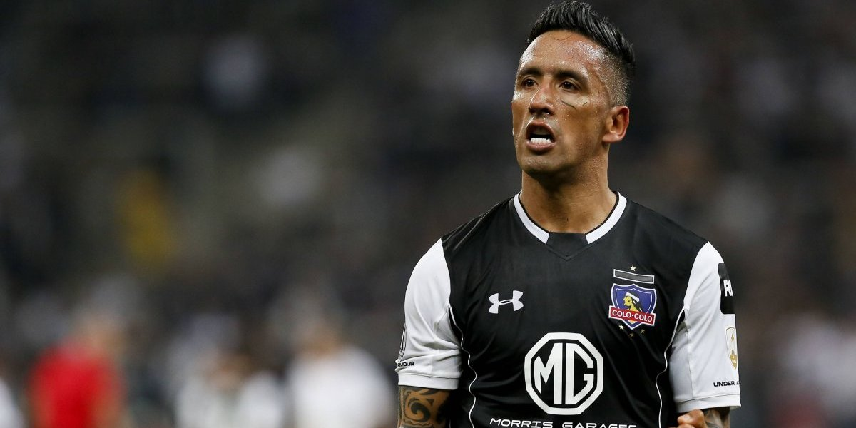 Lucas Barrios confía en la madurez de Colo Colo para eliminar a Palmeiras en la Copa Libertadores