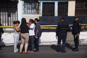 Crimen mujer en Mezquital zona 12