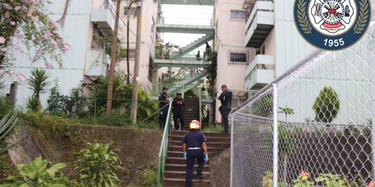 Balaceras en zona 21 dejan dos muertos y un herido