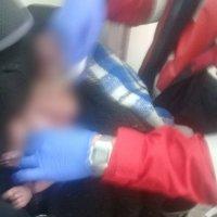 Abandonan a recién nacida en baños del Metro
