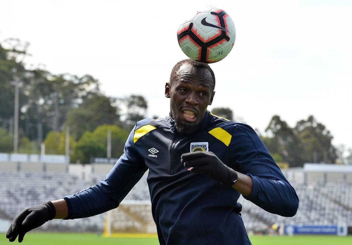 Usain Bolt espera tener un buen debut